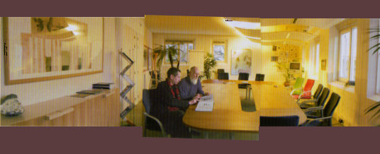 Conference Room with F.I.U. Toolkit Triodos Bank, Zeist